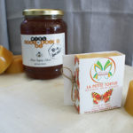 Savon hydratant à la cire d'abeille et au miel – La Petite Tortue